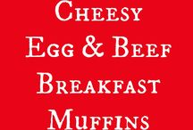 Breakfast - Most Important Meal of the Day / A collection of delicious, good-for-you breakfast recipes!