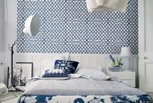 The Blue & White Aesthetic