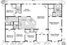 Floor Plans / by Rebekah Kryger