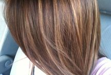 Shoulder-Brushing Styles (Medium length hairstyles)