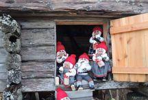Norwegian Santas