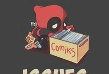 comics & books