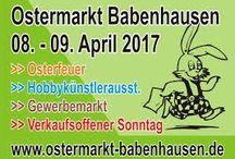 Ostermarkt Babenhausen 2017