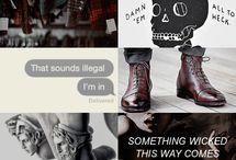 * moodboards & aesthetics *