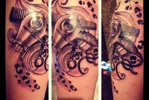 tatoo make up
