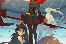 "RWBY / //CONTAINS SPOILERS OF ""RWBY"". YOU ARE WARNED.//"