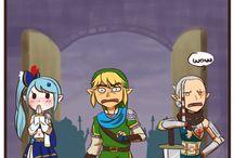 The Legend Of Zelda ...