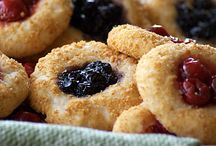 Recipes - Cookies and Squares