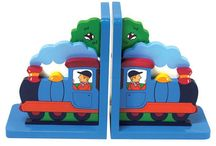 Bookends for Childrens Rooms