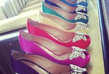 Steppin' Out / I heart shoes! / by Antoinette Childs