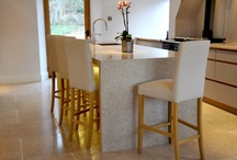 Our Quartz Worktops Installations / Here a selection of our Quartz worktop installations. To view more of our recent work please visit http://www.thegranitehouse.co.uk