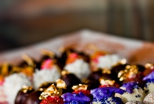 LOVE CHOCOLATE / Valentine's Day is just another excuse to eat more chocolate (as if we need one!).  All Chocolate - All the time - LOVE CHOCOLATE!  #hgeats / by Hungry Goddess