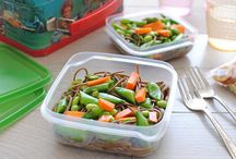 School lunch / by Liz Rubin