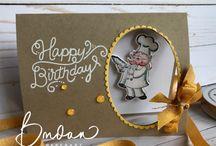 Geburtstagskreation