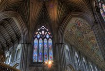 Cathedrals and churches