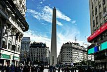 BS.AS / Las calles de Buenos Aires son nuestras aunque el tiempo diga lo contrario.