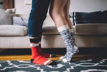 Sock It to Me! / There's nothing quite like a fresh pair of comfy socks to keep your feet warm and dry. And better yet, if they are good for the earth and good for workers, then we're in!