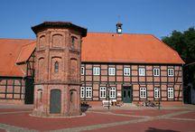 Samtgemeinde Thedinghausen / Südöstlich von Bremen gelegen, können Sie in Thedinghausen mit seinen kulturellen und geschichtlichen Besonderheiten, auf Entdeckungsreise gehen.