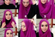 hijab wear styles