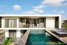 Design villa's at Curacao / Beautifull and luxery design villa's Check our website www.holidayrentalscuracao.com