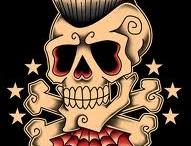 Psychobilly/rockabilly