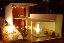 MCM Dollhouses / by Susan Seegert