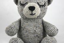 Crochet & Knit Toys: Amigurumi & Plush / amigurumi, crochet toys, knit toys, plush, stuffed animals, play food