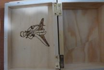 my creations / pyrography art