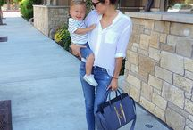 Chic mum looks- effortless looks that dont look OTT (over the top)