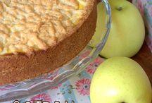 Gâteaux aux pommes