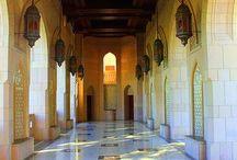 Faten in Wonderland / Arab , Islamic , and Oriental Architecture