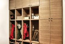 Modern Mudroom / by Christy DeHaan