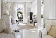 Interiors to Inspire / some of my favourite interiors, they all have some aspect I love