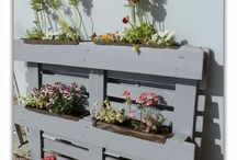 palette jardiniere