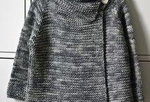 örgü ceket modelleri