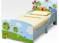 baby- en kinder slaapkamer