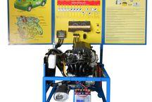Trainer Mobil / Kami tokootomotif[dot]com merupakan produsen alat peraga bagi sekolah smk maupun instansi negeri dan swasta yang membantu membuat alat untuk belajar mengenal cara kerja maupun letak komponen-komponen mobil.