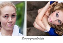 THE BEST MAKEOVER No. 22 / ZUZKA - ŽENY V PROMĚNÁCH