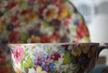 Teacups / by Phoebe Costley