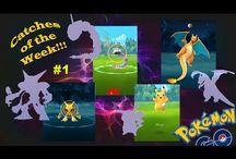 Pokemon Go / YouTube Videos I've made about Pokemon Go
