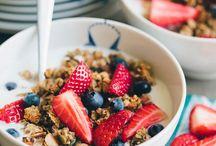 Breakfast / by Adrienne Chu