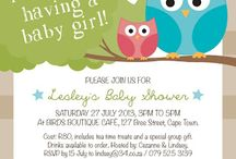 Baby shower / by Alma Ollivlac