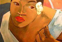 gauguin paintings