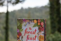 The Forest Feast Cookbooks / The Forest Feast cookbook series features original vegetarian recipes, watercolor illustrations and photography by Erin Gleeson. The Forest Feast (2014), The Forest Feast for Kids (Spring 2016) and The Forest Feast Gatherings (Fall 2016) are published by Abrams.