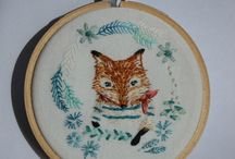 My Embroidery work