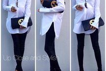 Stylish Mommy to be....<3