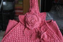 Now I crochet bags