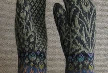 MNH Knit gloves & mittens