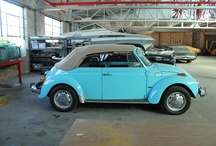Dum Dum (VW bug) Restoration
