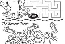 Fun Kids Activity Sheets